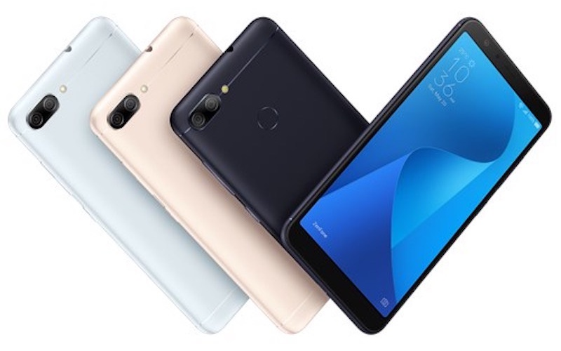 The ASUS ZenFone Max Plus (M1) unveiled with 18:9 display