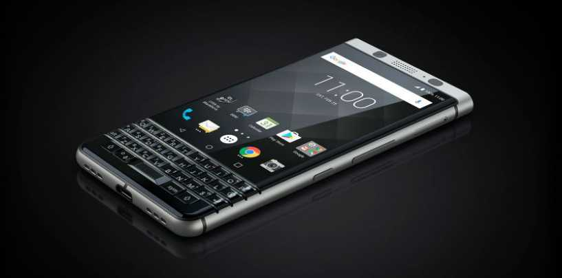 BlackBerry KeyTwo Spotted On GeekBench