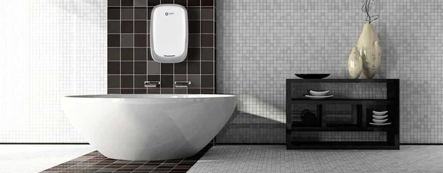Orient Launches Aura Plus Water Heater In Time For Winter