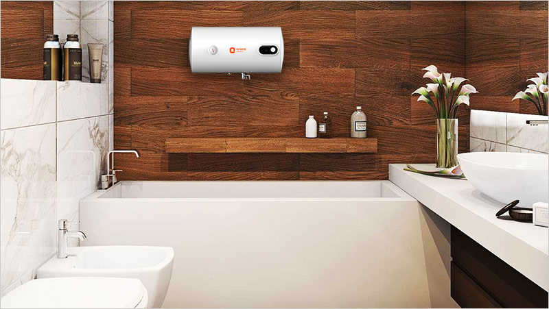Orient Launches Energy-Efficient EcoWiz Electric Water Heater