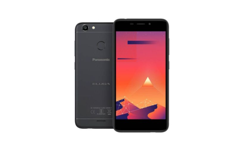 Panasonic Launches 4G VoLTE Eluga I5 For Rs 6499