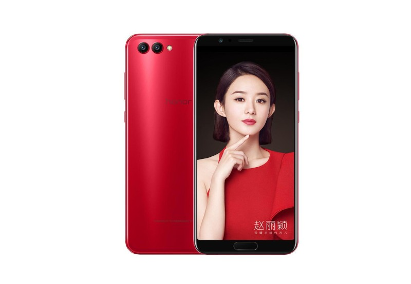 Honor V10 launched with 5.99-inch full-screen display, dual rear cameras