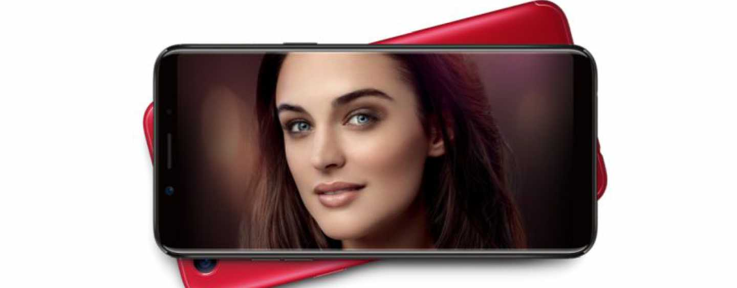 Oppo Launches F5 With A 20 MP Selfie Camera