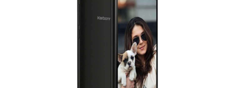 Karbonn K9 Smart Selfie Gets A Rs 3890 Price Tag