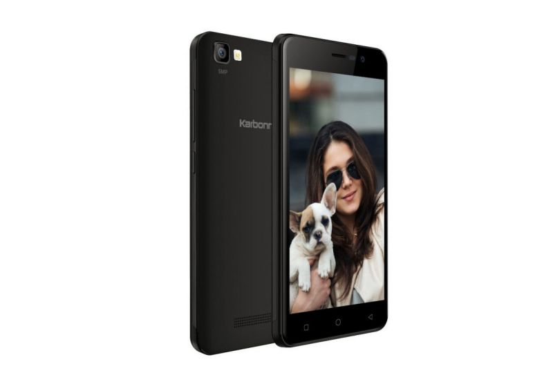 Karbonn K9 Smart Selfie Gets A Rs 3890 Price Tag