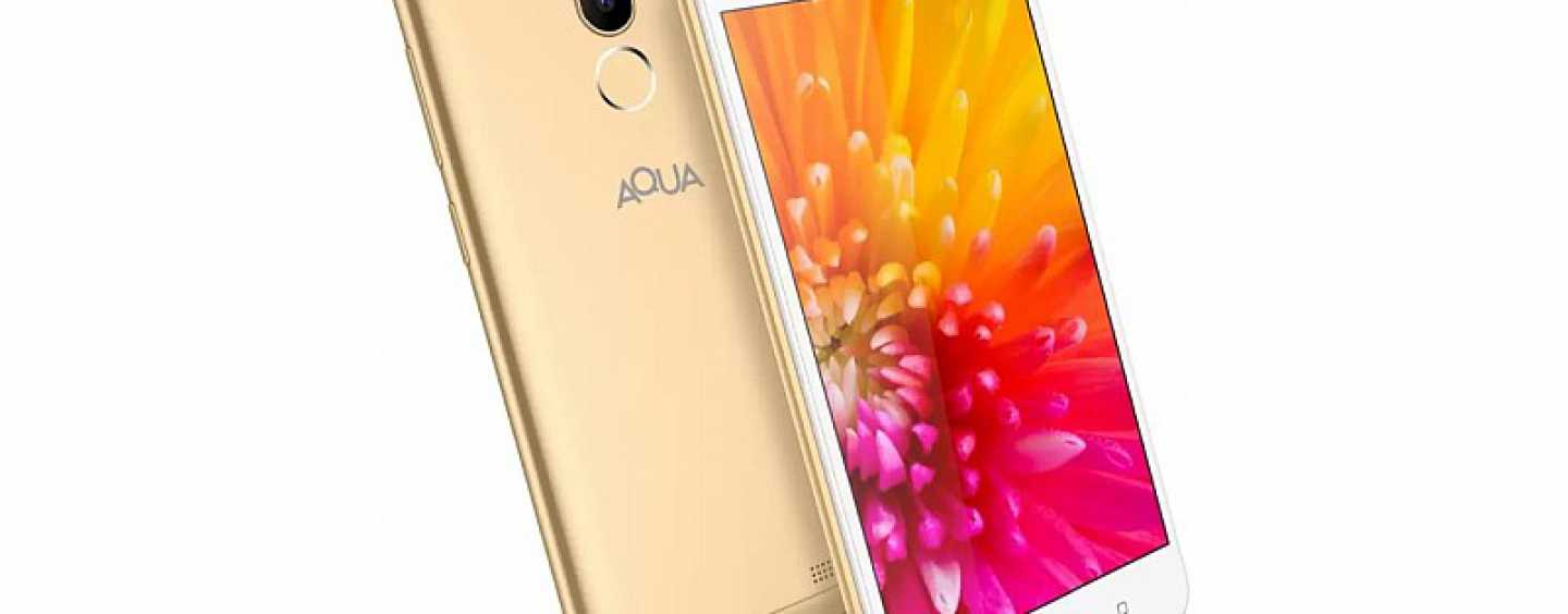 Aqua Jazz Offers Sleek Design And 4G VoLTE For Rs 5,999