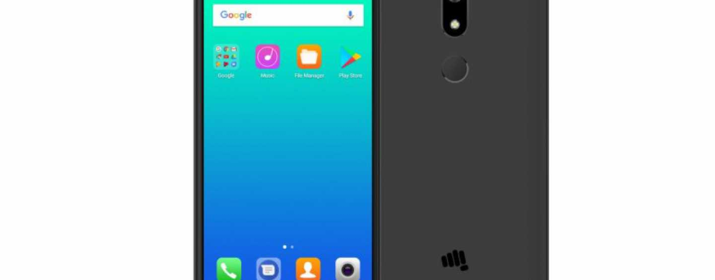 Micromax Launches Canvas Infinity Pro For Rs 13,999
