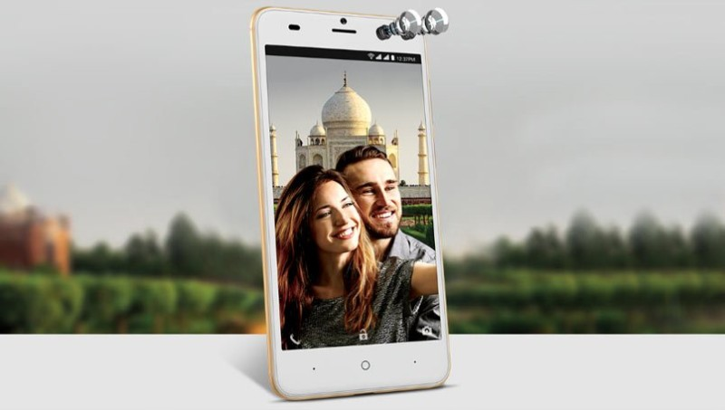 Intex Unveils Elyt Dual With Twin Selfie Camera