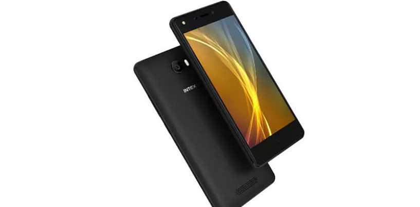 Intex Announces 4G VoLTE Smartphone Elyt E6 For Rs 6,999