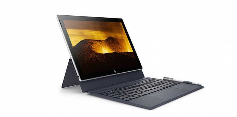 HP Unveils Envy X2 Convertible Laptop With Windows 10