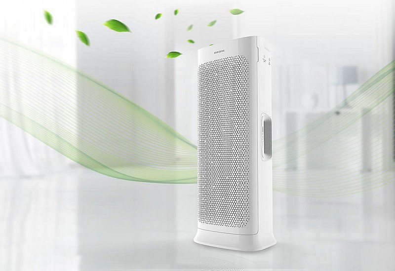 Samsung Launches AX 7000 Air Purifier In India