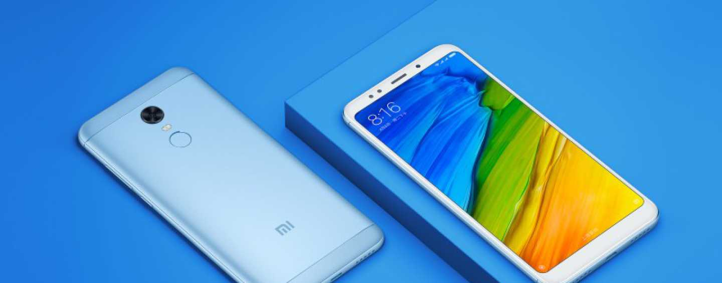 Xiaomi To Launch The Redmi 5 In India On Valentine's Day