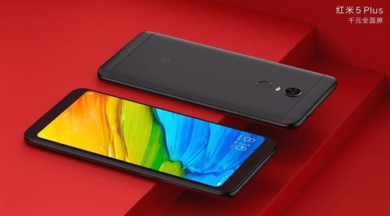 Xiaomi Announces Affordable Yet Feature-Packed Redmi 5 And 5 Plus
