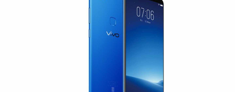 Vivo V7 Bleeds Blue With A Striking New Variant