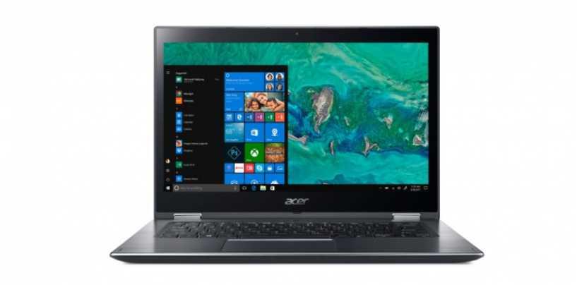 Acer Announces Spin 3 Convertible Laptop