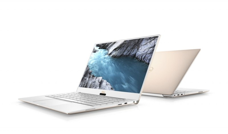 CES 2018: Dell Unveils New XPS 13 For 2018
