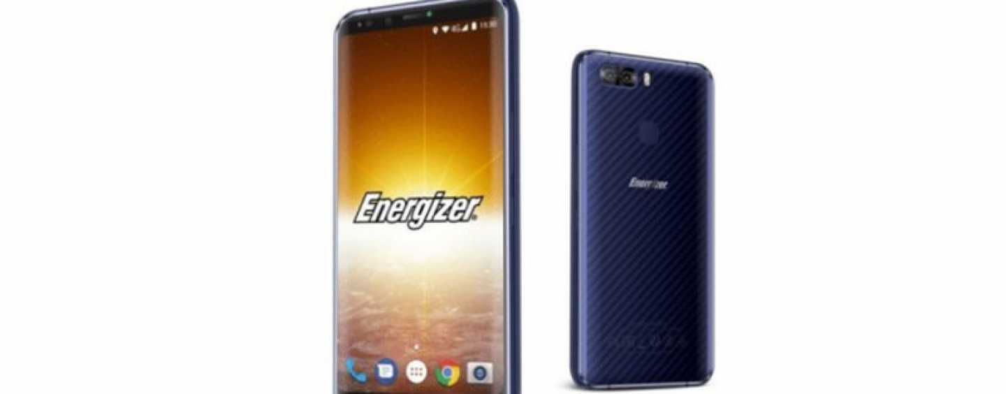 Energizer Announces Power Max P600s Smartphone With A Large Battery