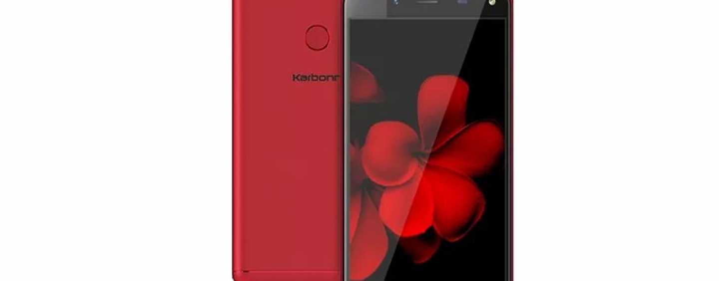Karbonn Launches Titanium Frames S7 For Rs 6,999