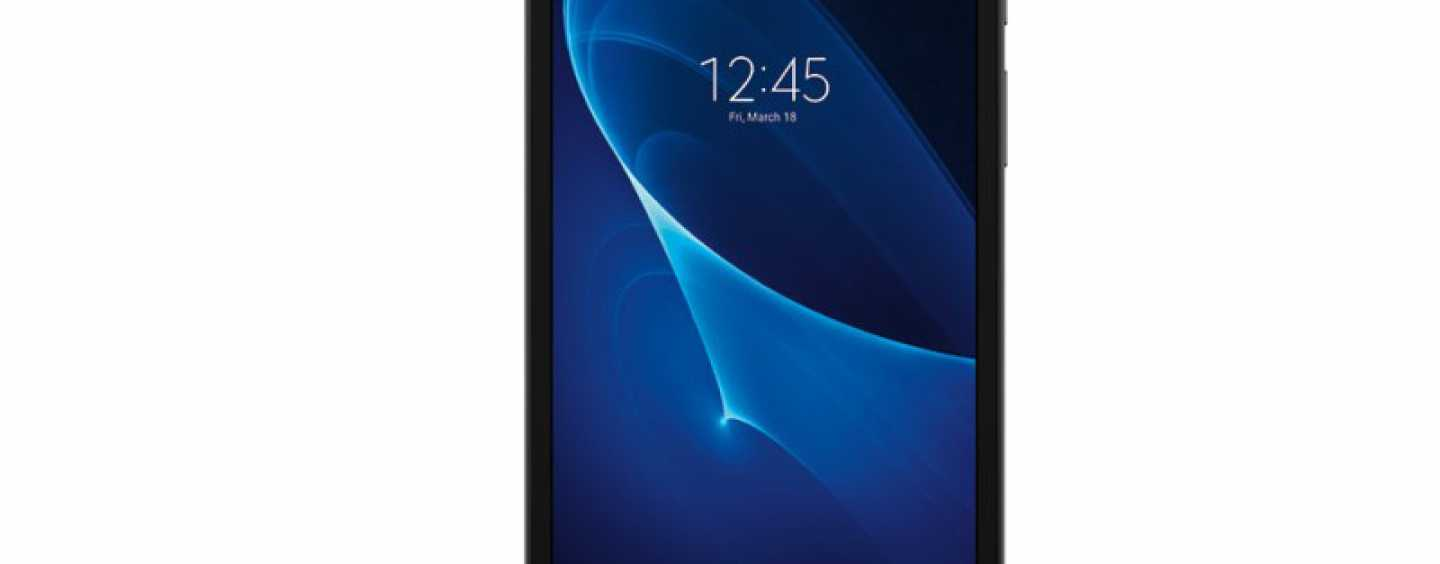 Samsung Launches A 7-Inch Galaxy Tab A For Rs 9,500