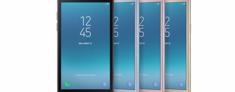 Samsung Unveils Budget Galaxy J2 Pro With AMOLED Display