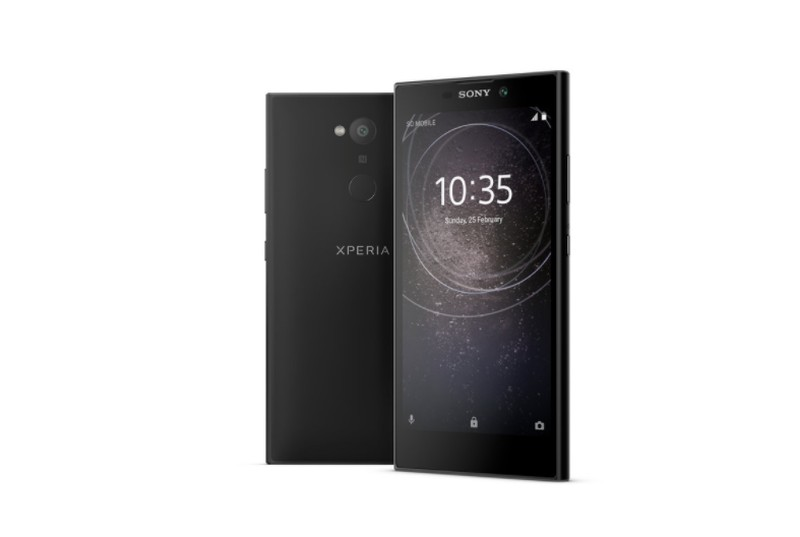 Budget-Friendly Sony Xperia L2 Pops-Up At The CES 2018