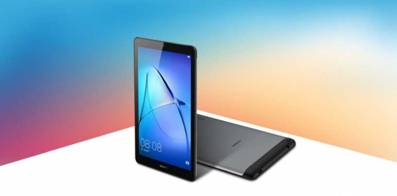 Huawei MediaPad M5 High-End Tablet Design Revealed In Renders