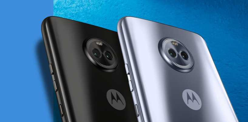 Leak Suggests That The Moto X5 Will Feature An iPhone Like Display Notch