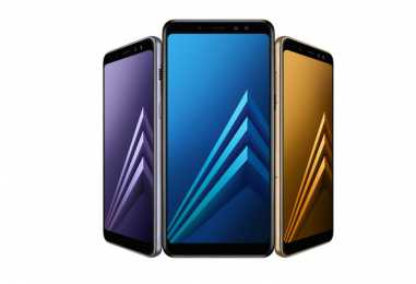 Samsung Galaxy A8+ To Cost Rs 32,990 In India