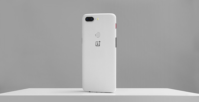 OnePlus 5T Sandstone White Limited Edition Breaks Cover