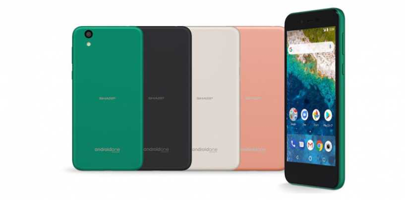 Sharp Announces Water-Resistant S3 Under Android One Program