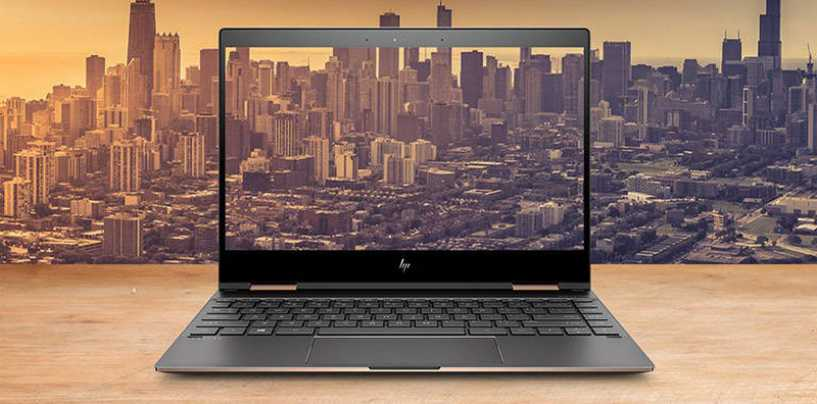 CES 2018: HP Updates Its Spectre x360 For 2018