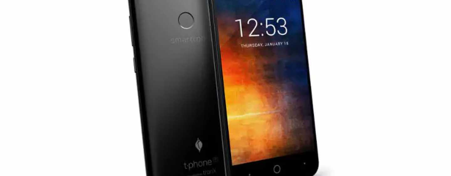 Smartron Launches Budget t.phone P With 5000 mAh Battery