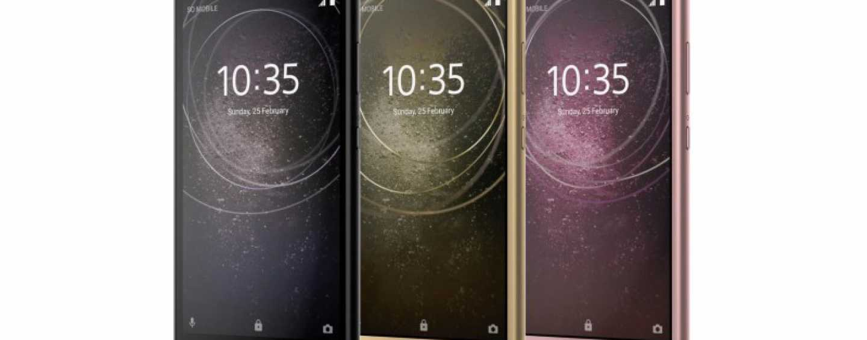 Sony Xperia XA2, XA2 Ultra, L2 Revealed In A Leak