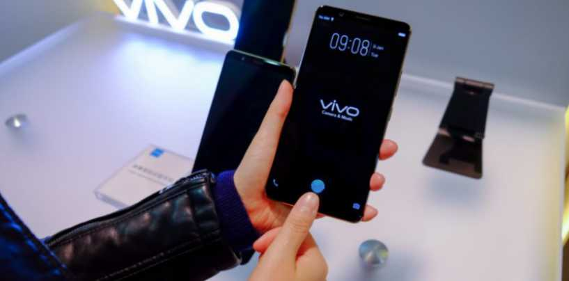 Vivo X20 Plus With In-Display Fingerprint Sensor Gets Certified In China