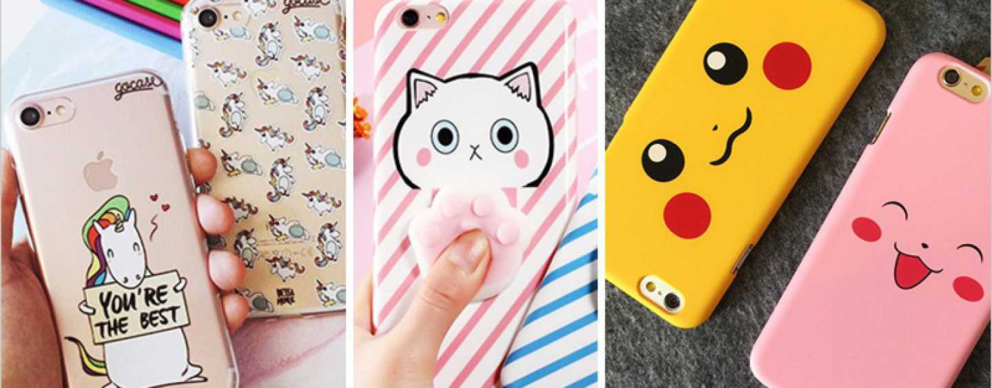 What does your Phone Case Says About You? – Protective, Risk taker, Geek or something else