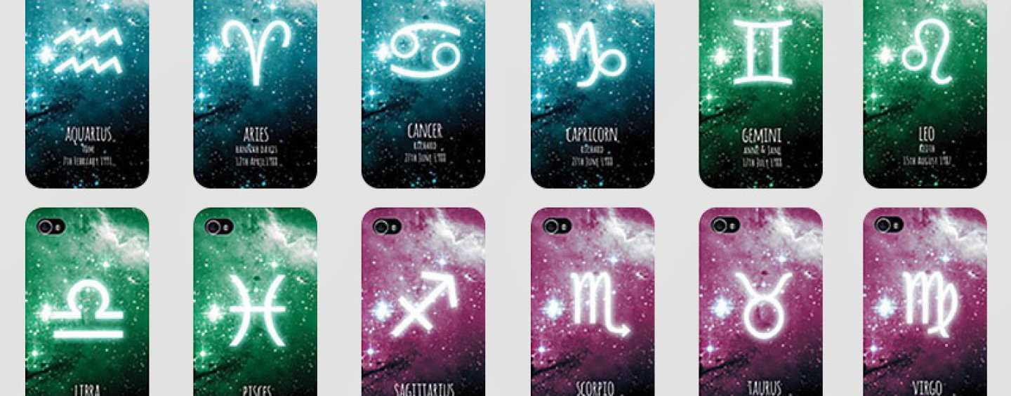 Your Zodiac sign will help you pick your next Smartphone?