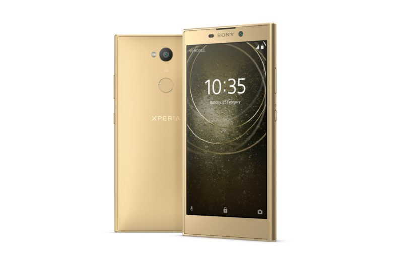 Sony Launches Selfie-Centric Xperia L2 For Rs 19,990