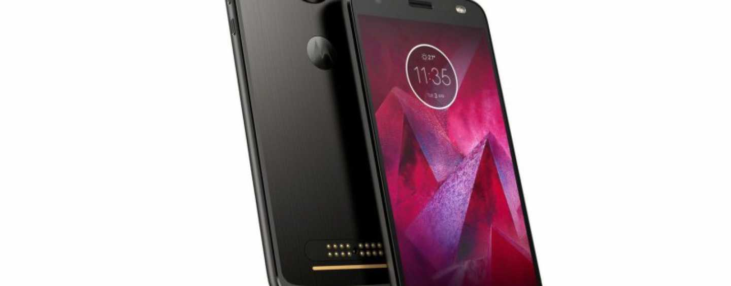 Moto Z2 Force With Shatterproof Display Launched For Rs 34,999