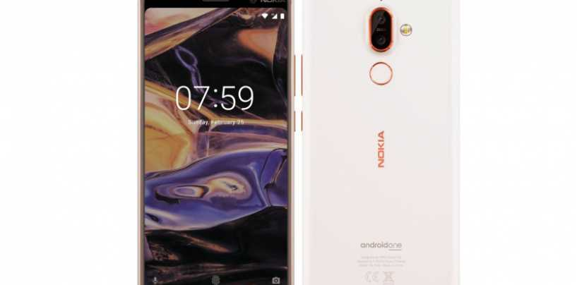 Nokia 7 Plus Design Revealed In A New Leak