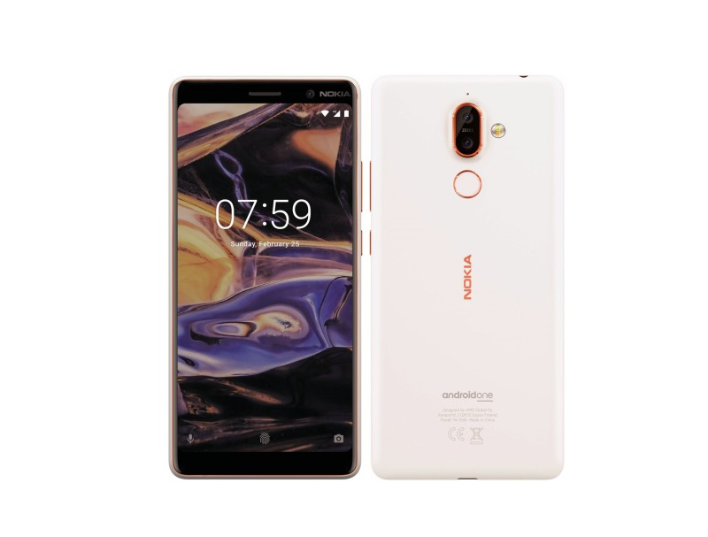 Nokia 7 Plus, Nokia 1 Images Leaked