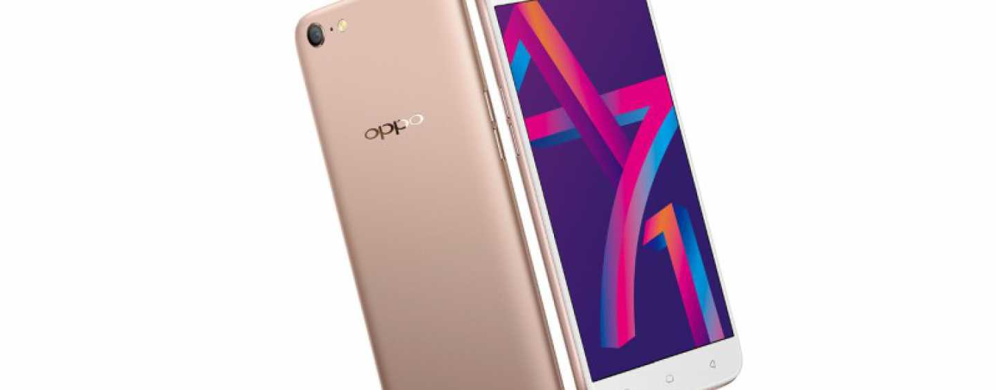 Oppo Refreshes Its A71 Smartphone For 2018