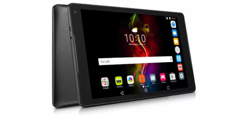 Alcatel POP4 10 With 10.1-inch Full HD Display And 4G LTE Launched For Rs 10,999