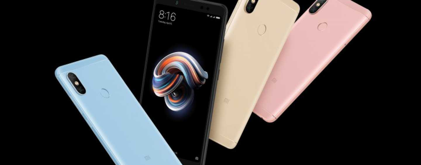 Xiaomi Redmi Note 5 Offers A 20 MP Selfie Camera