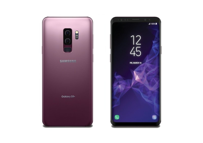 Samsung Galaxy S9 Shows Up In Leaked Press Images