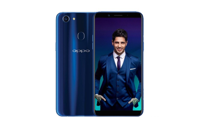 Oppo Launches A Limited Edition Phone For Sidharth Malhotra Fans