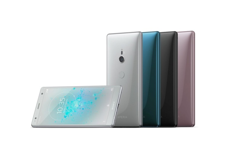 Sony Xperia XZ2 Press Renders Reveal A Fresh Design Language