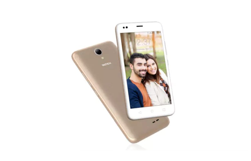 Intex Launches Aqua Lions T1 Lite For Rs 3899