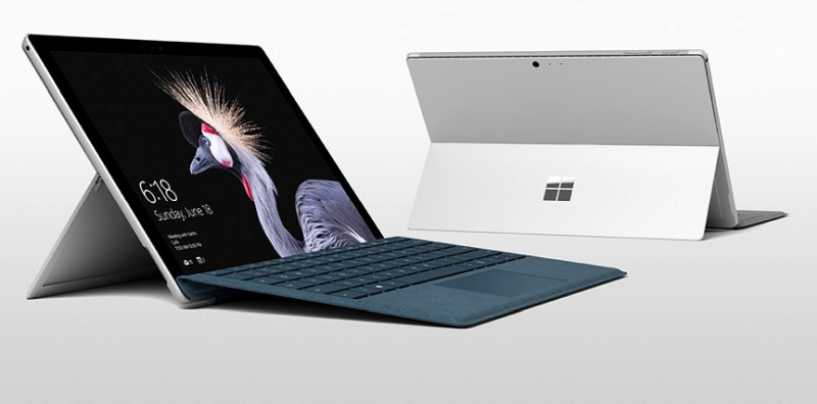 Microsoft Launches 5th Generation Surface Pro In India