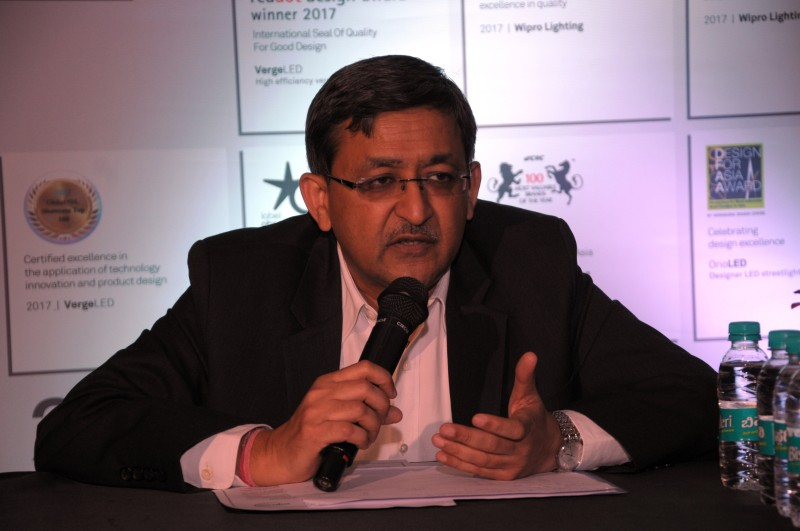 Wipro Showcases VergeLED And OpusLED Smart Lights In India