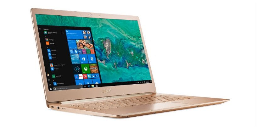 Acer Swift 5 Laptop Launched in India for Rs. 79,999: 14.9 mm Thickness, 970 Grams